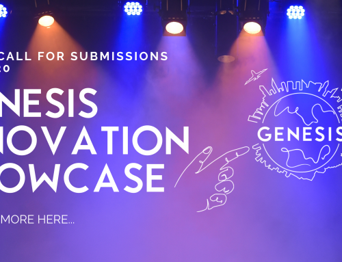 Genesis Innovation Showcase May 2020: Call for submissions.