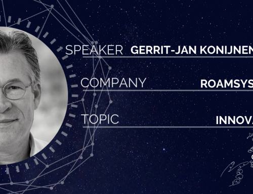 Guest Speaker: Gerrit Jan presents on Innovation in Telecoms
