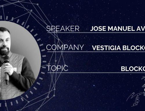 Guest Speaker: Jose Manuel Avelino presents on Blockchain