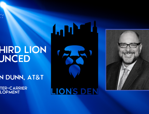 The Third Lion: Cameron Dunn from AT&T